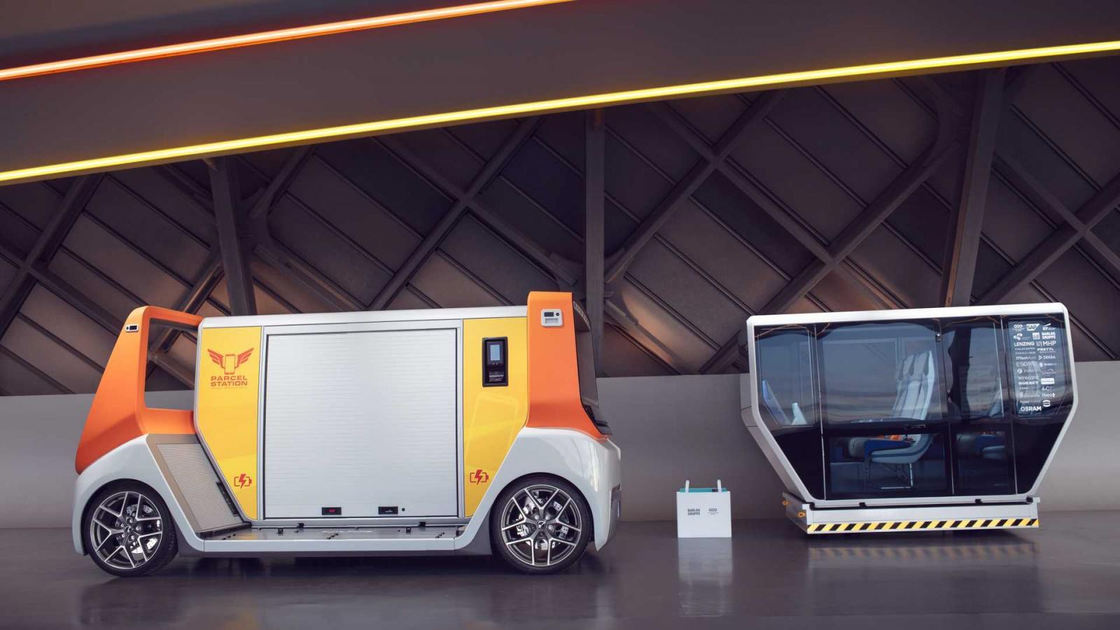 Sería utilizado para el transporte de pasajeros, pero también se adapta a otro tipo de usos