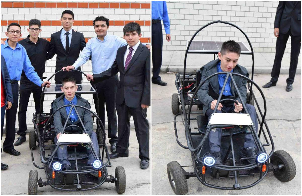 Los estudiantes del IPN ganaron el primer lugar del concurso