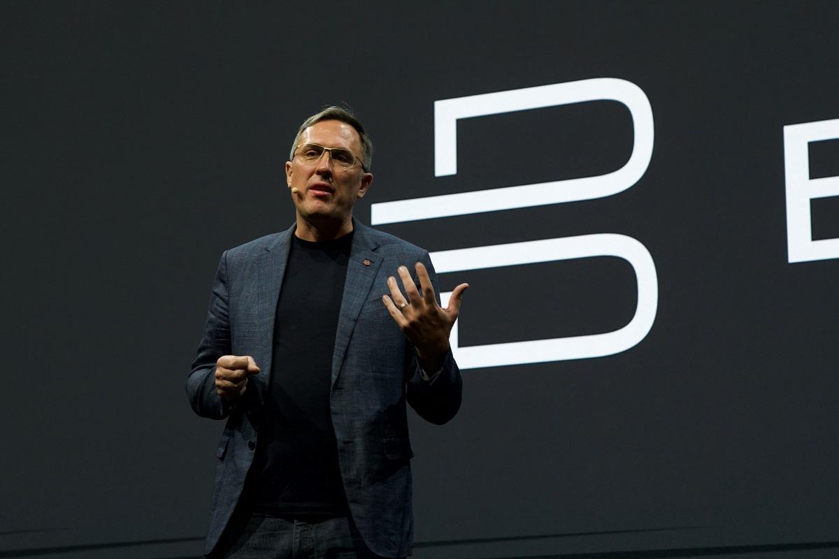 Daniel Kirchert, Byton CEO