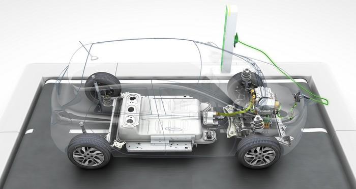 Renault Zoe baterías