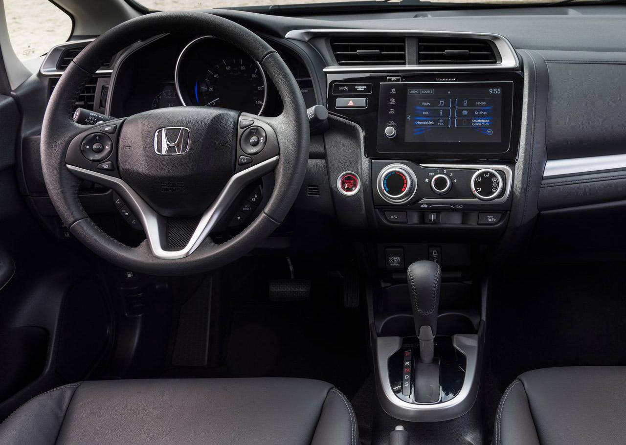 El Honda Fit 2020 precio en México desde el interior