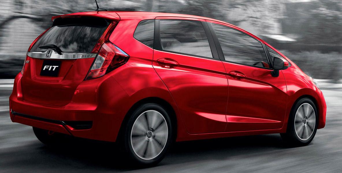El Honda Fit 2020 precio en México no tuvo grandes cambios