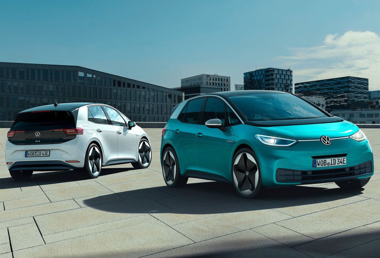Volkswagen piensa en grande en su proceso de electrificación