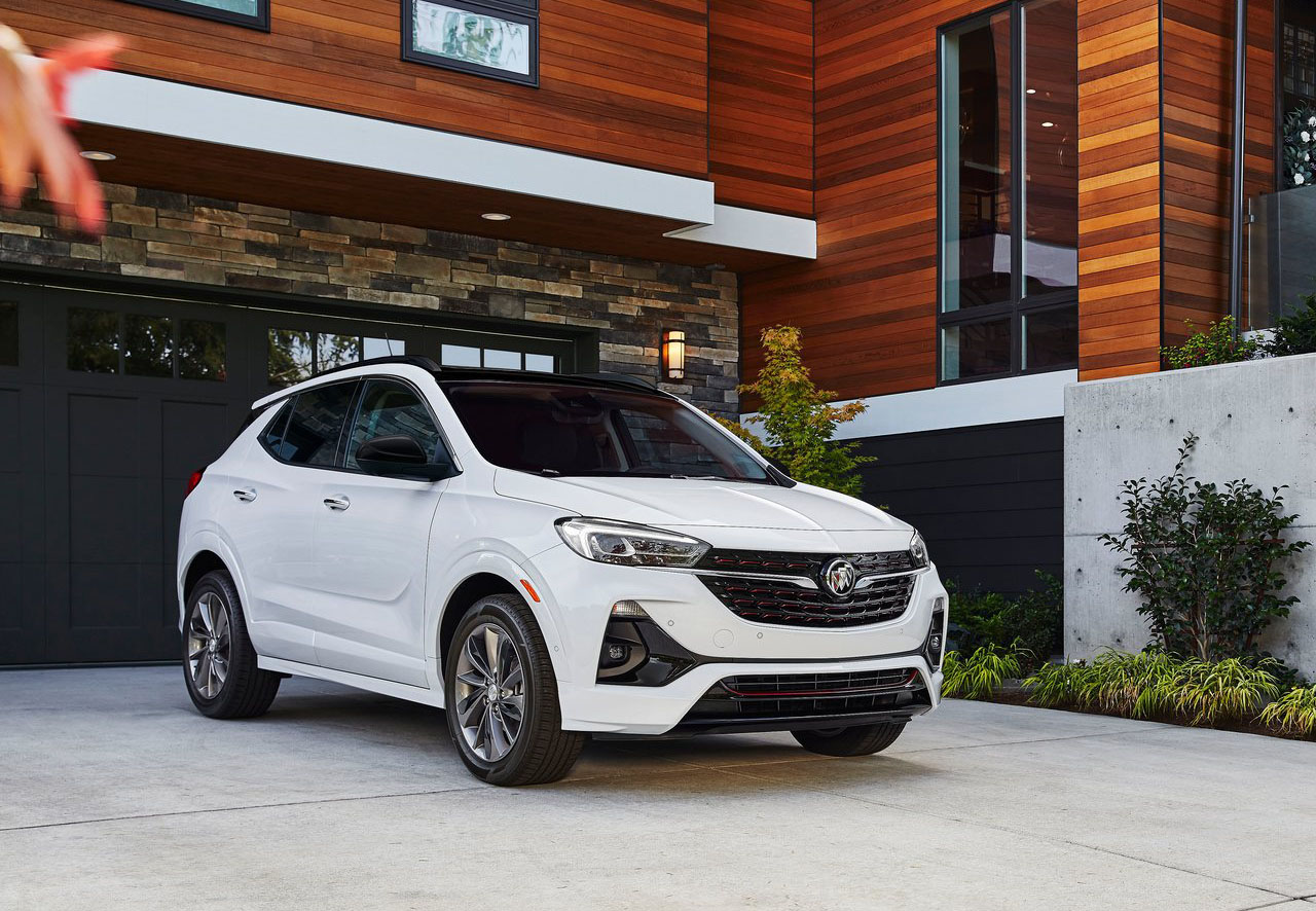 La Buick Encore GX Sport Touring 2020 resena opiniones llega a México