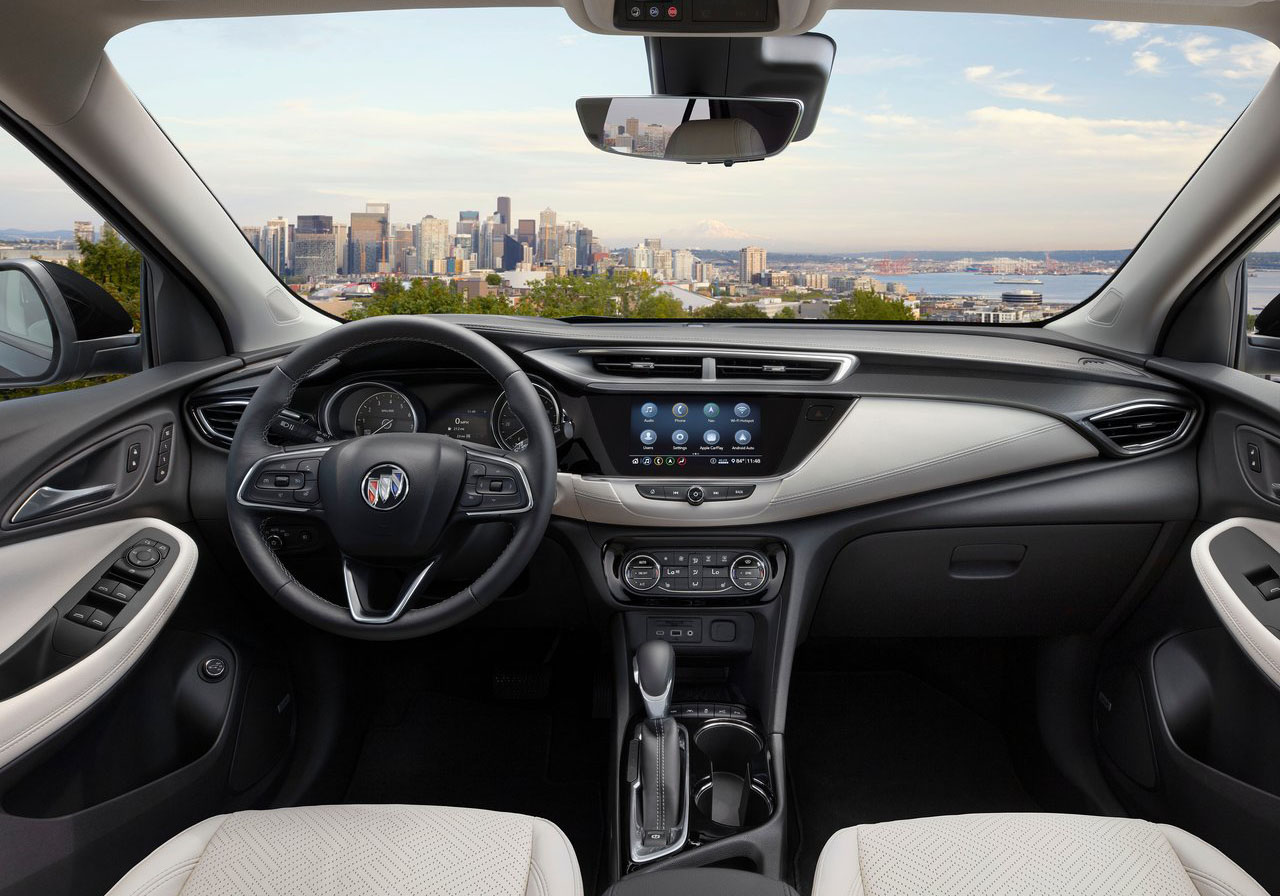 La Buick Encore GX Sport Touring 2020 resena opiniones mezcla lo clásico y lo moderno