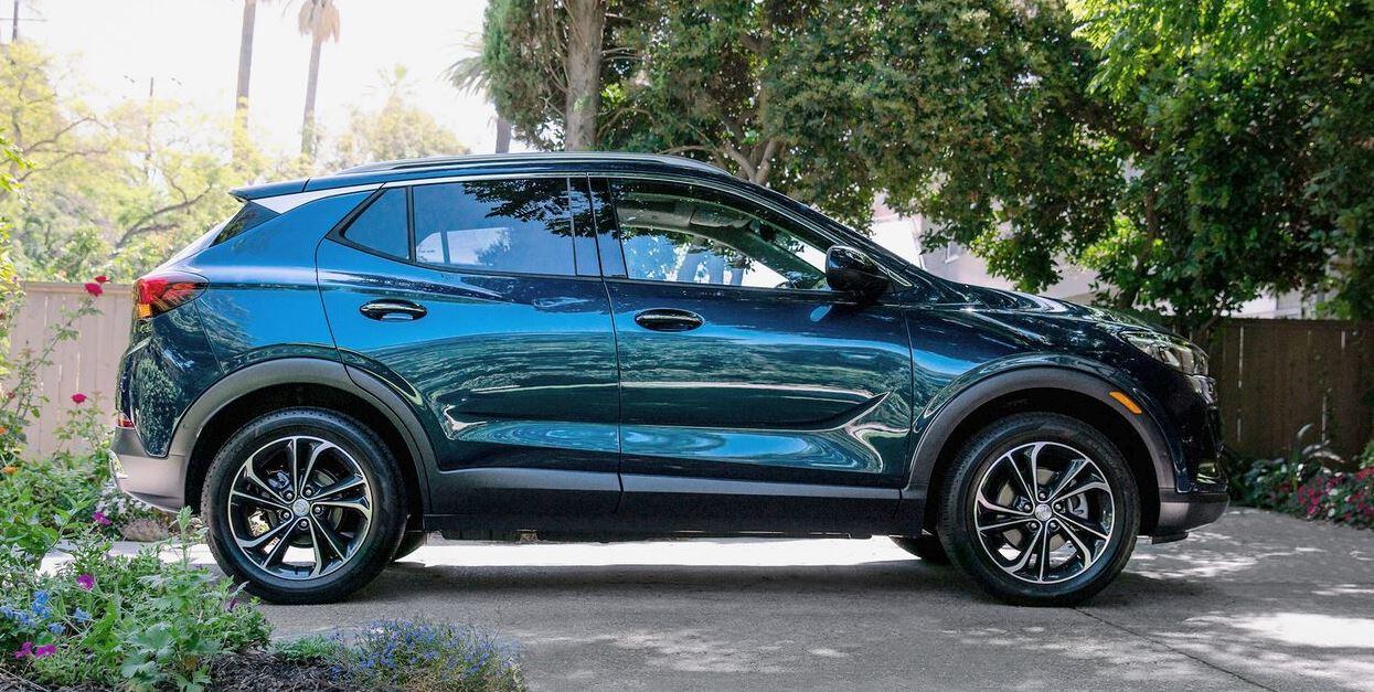 Buick Encore GX 2020