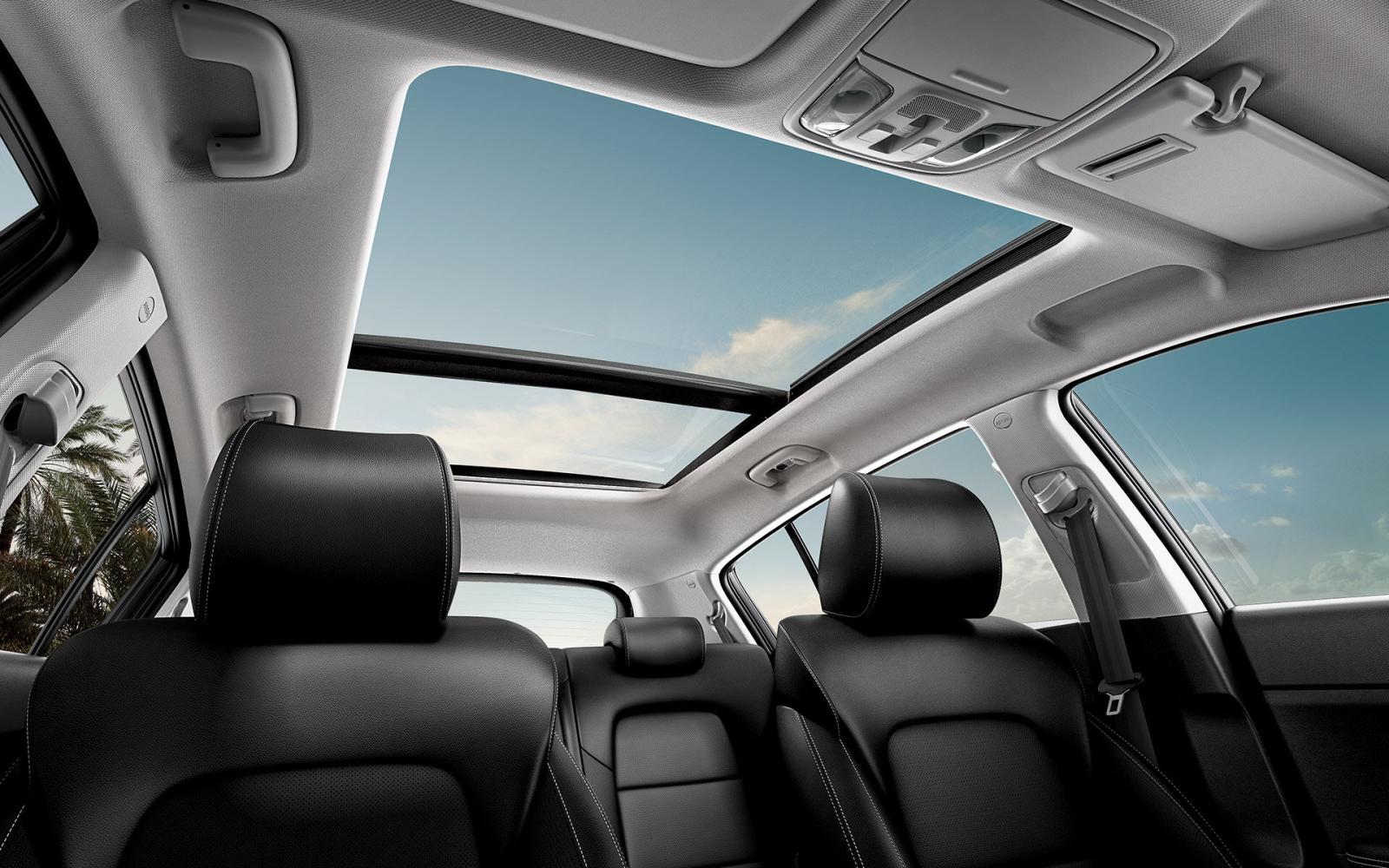 Kia Sportage SXL 2020 resena opiniones Cuenta con aire acondicionado automático de doble zona