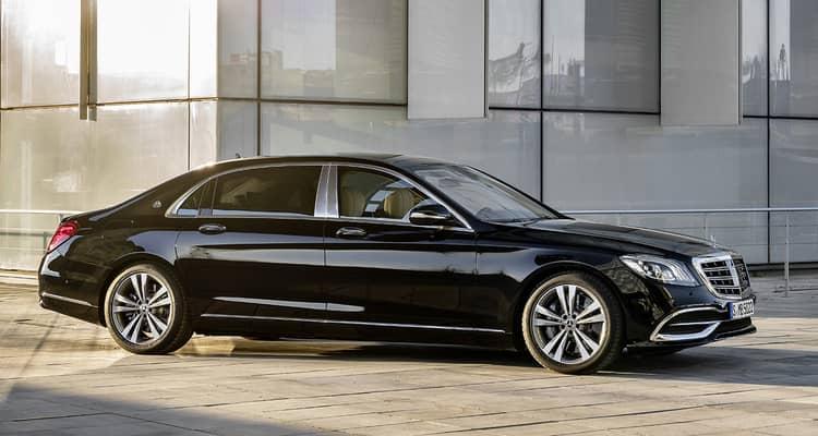 Mercedes-Benz S 560 L Sedán 2020 resena opiniones