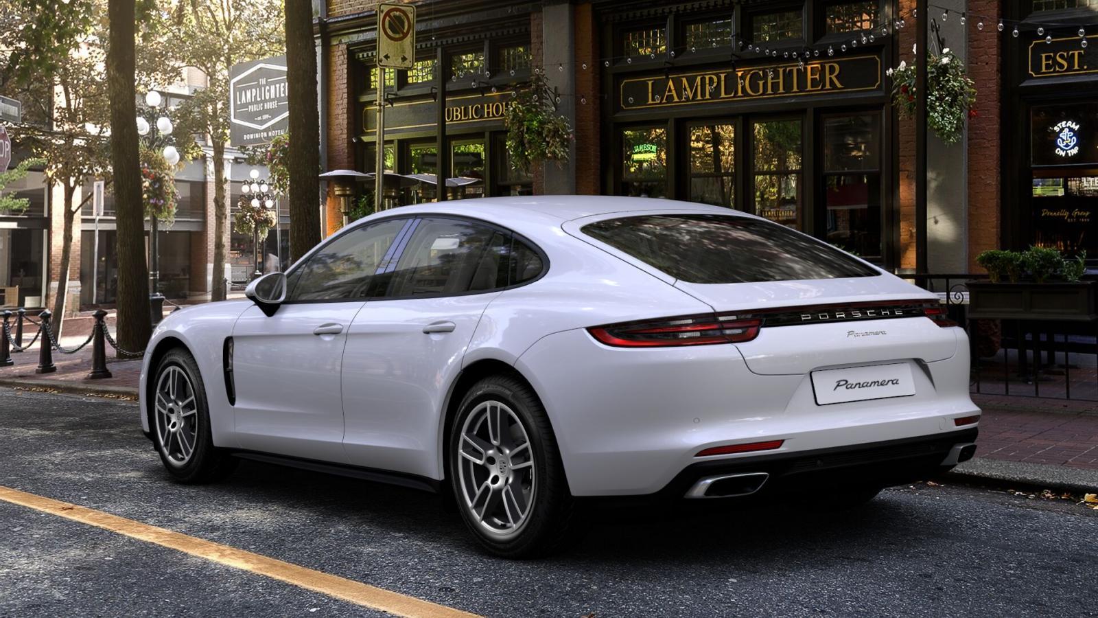 El Porsche Panamera está disponible para México