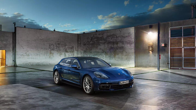 El Porsche Panamera 2020 tiene dos tipos de carrocería