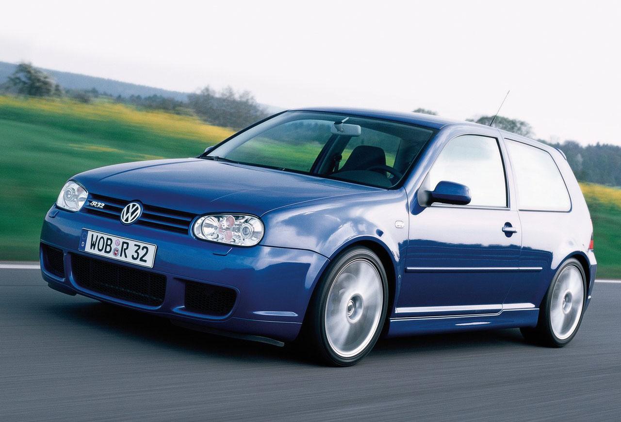 Volkswagen Golf R32 fue el primer modelo de serie en contar con doble embrague