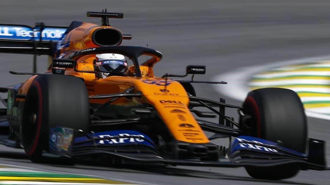 El McLaren MCL35 buscará dominar la media tabla y cerrar la brecha con los punteros