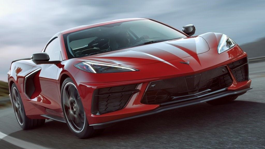 El Chevrolet Corvette Stingray ganó el premio Auto del Año 2020