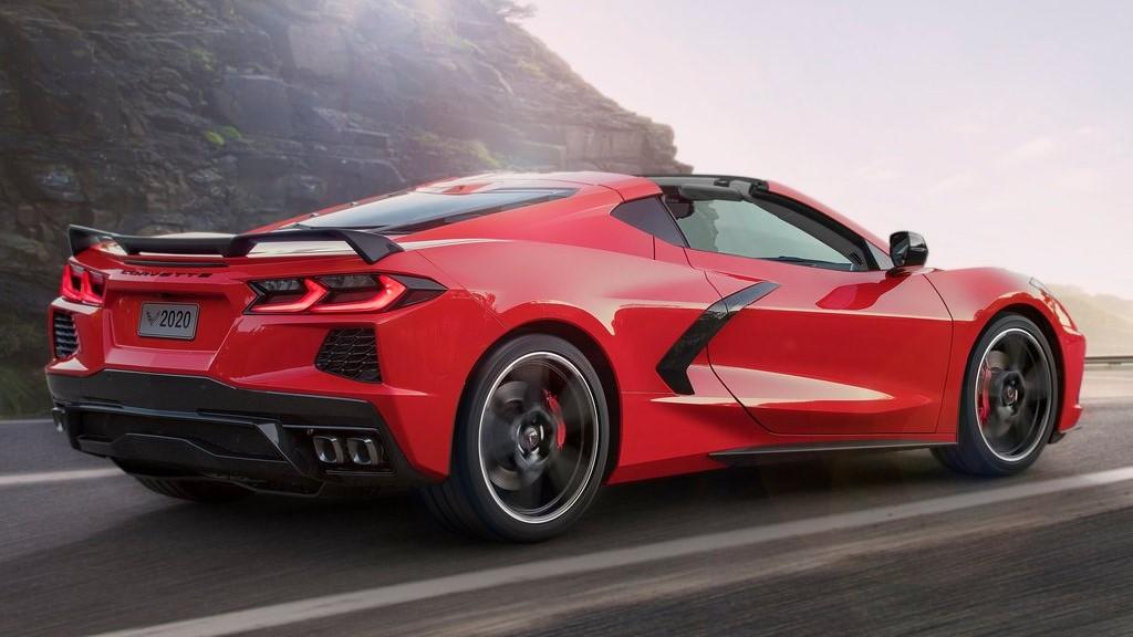 El motor central del Chevrolet Corvette Stingray generó gran impresión en el jurado
