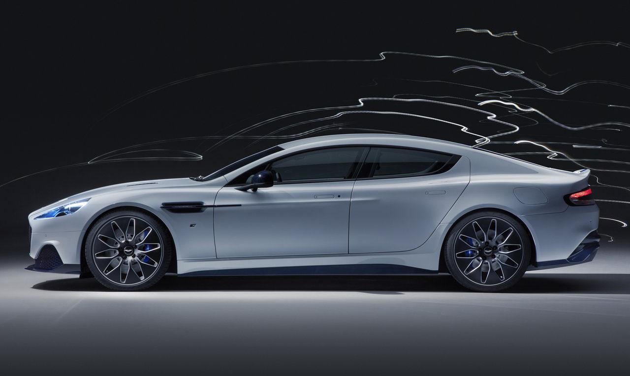 El Aston Martin Rapide E cancela su producción