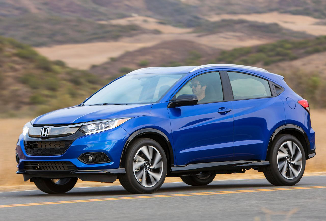 La Honda HR-V se exporta desde México