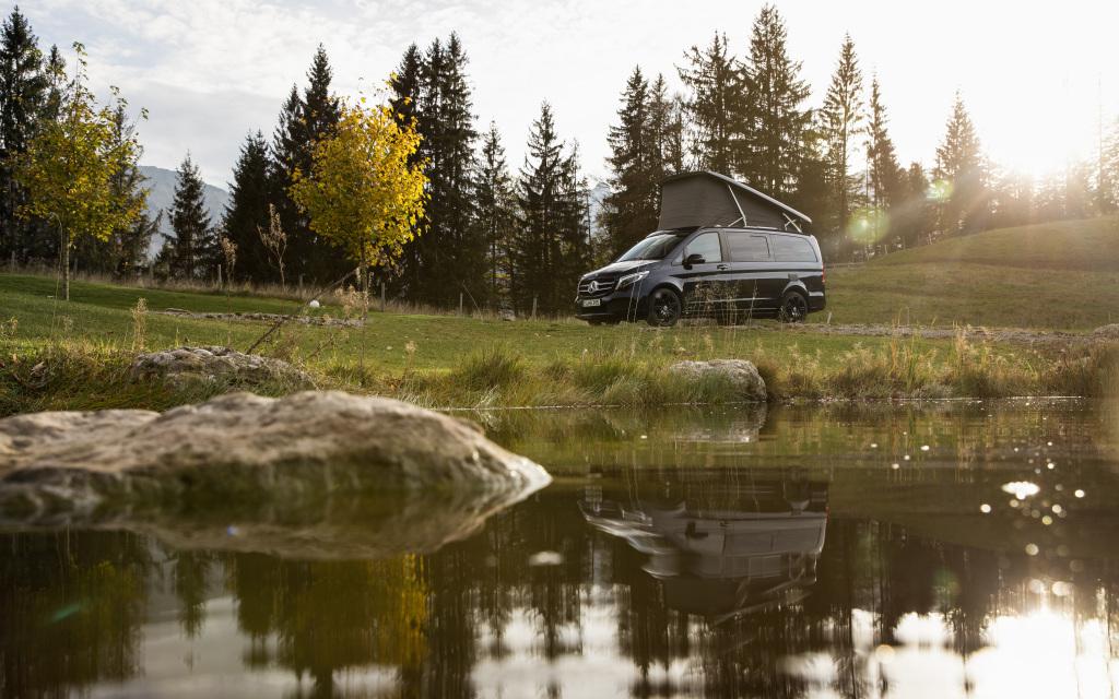 Mercedes-Benz Clase V camper