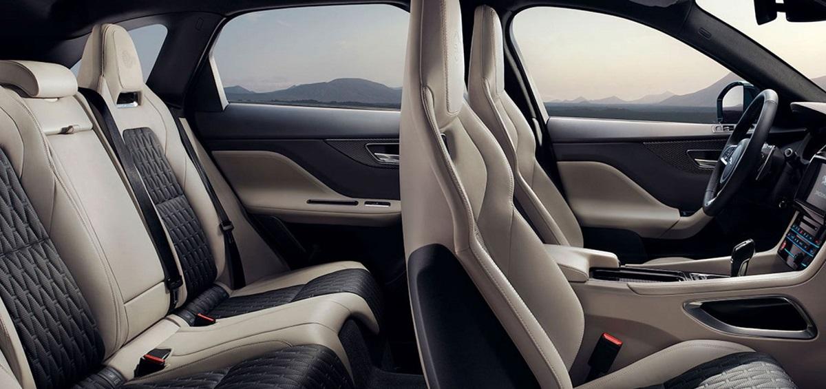 Jaguar F-Pace 2020 precio en México