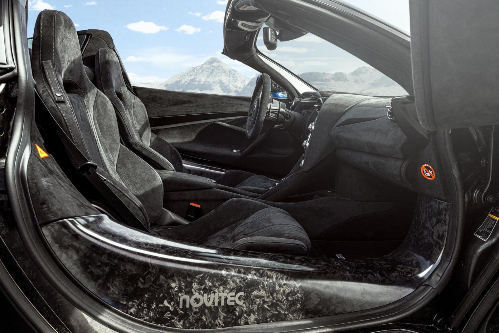 McLaren 720S Spyder Novitec