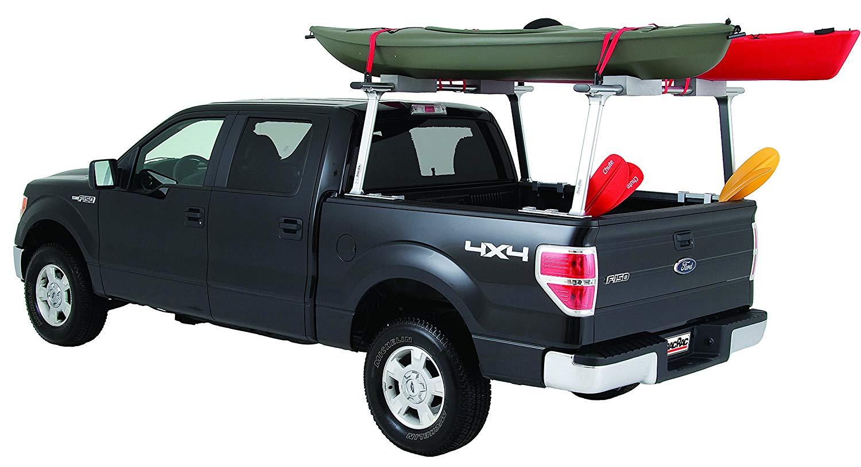 Los racks permiten transportar objetos de gran tamaño que no cabrían en la caja