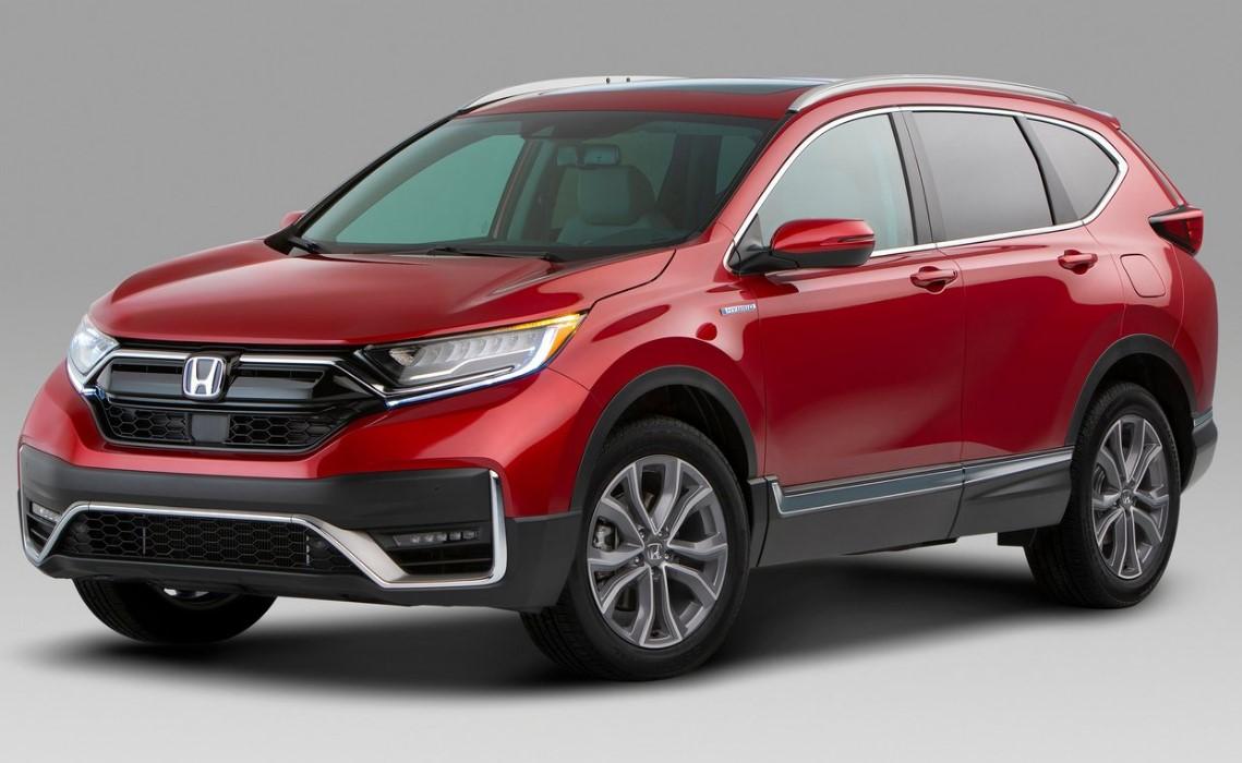 Honda CR-V 2020 precio en México