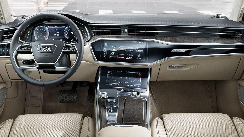El Audi A6 55 TFSI S line 2020 resena opiniones tiene buenos elementos de tecnología