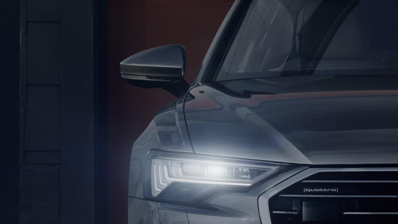 El Audi A6 55 TFSI S line 2020 resena opiniones tiene un diseño conservador