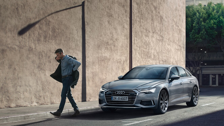 El Audi A6 55 TFSI S line 2020 resena opiniones ya se vende en México