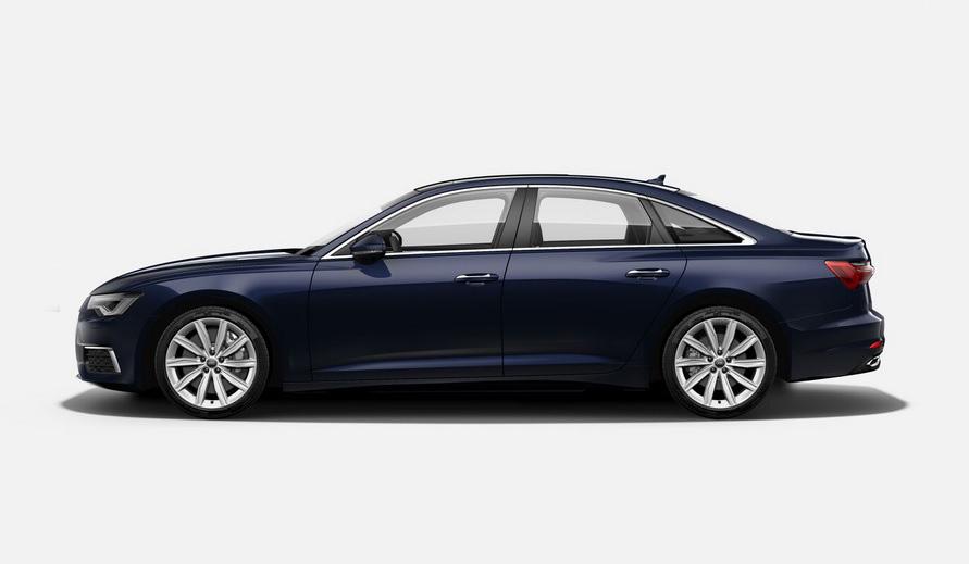 El Audi A6 55 TFSI S line 2020 resena opiniones tiene un buen equipamiento