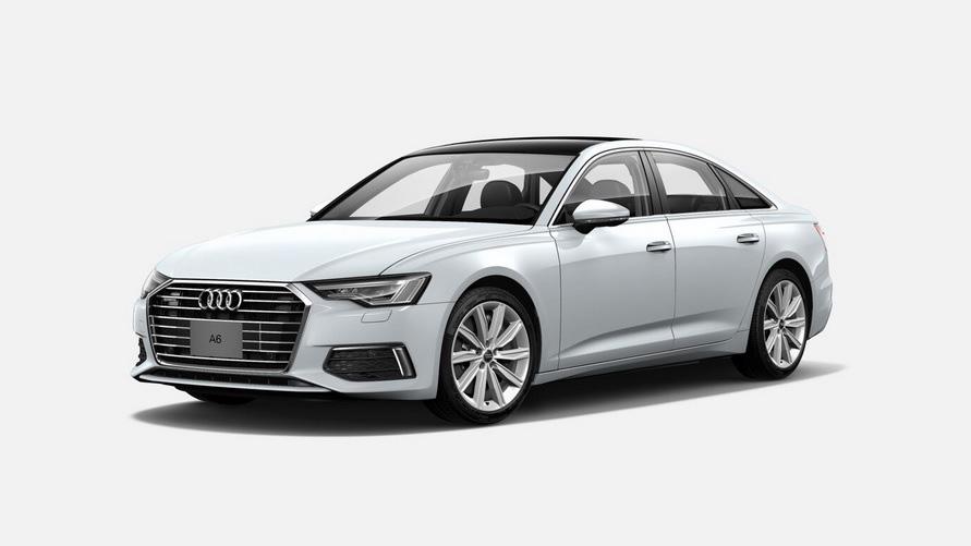 El Audi A6 55 TFSI S line 2020 resena opiniones tiene birlos de seguridad