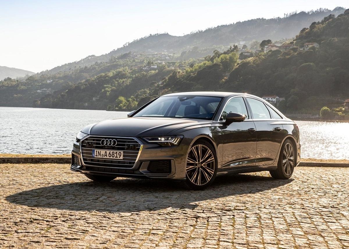 El Audi A6 55 TFSI S line 2020 resena opiniones tiene muchos atributos del A8