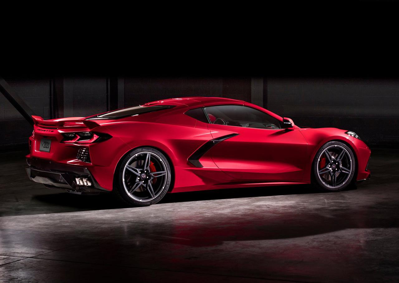 El Chevrolet Corvette tiene amortiguadores Magnetic Ride