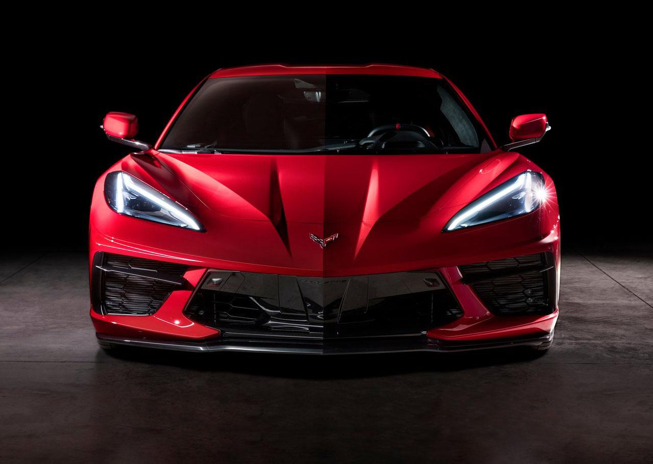 El Corvette C8 tiene un motor atmosférico de 6.2 litros