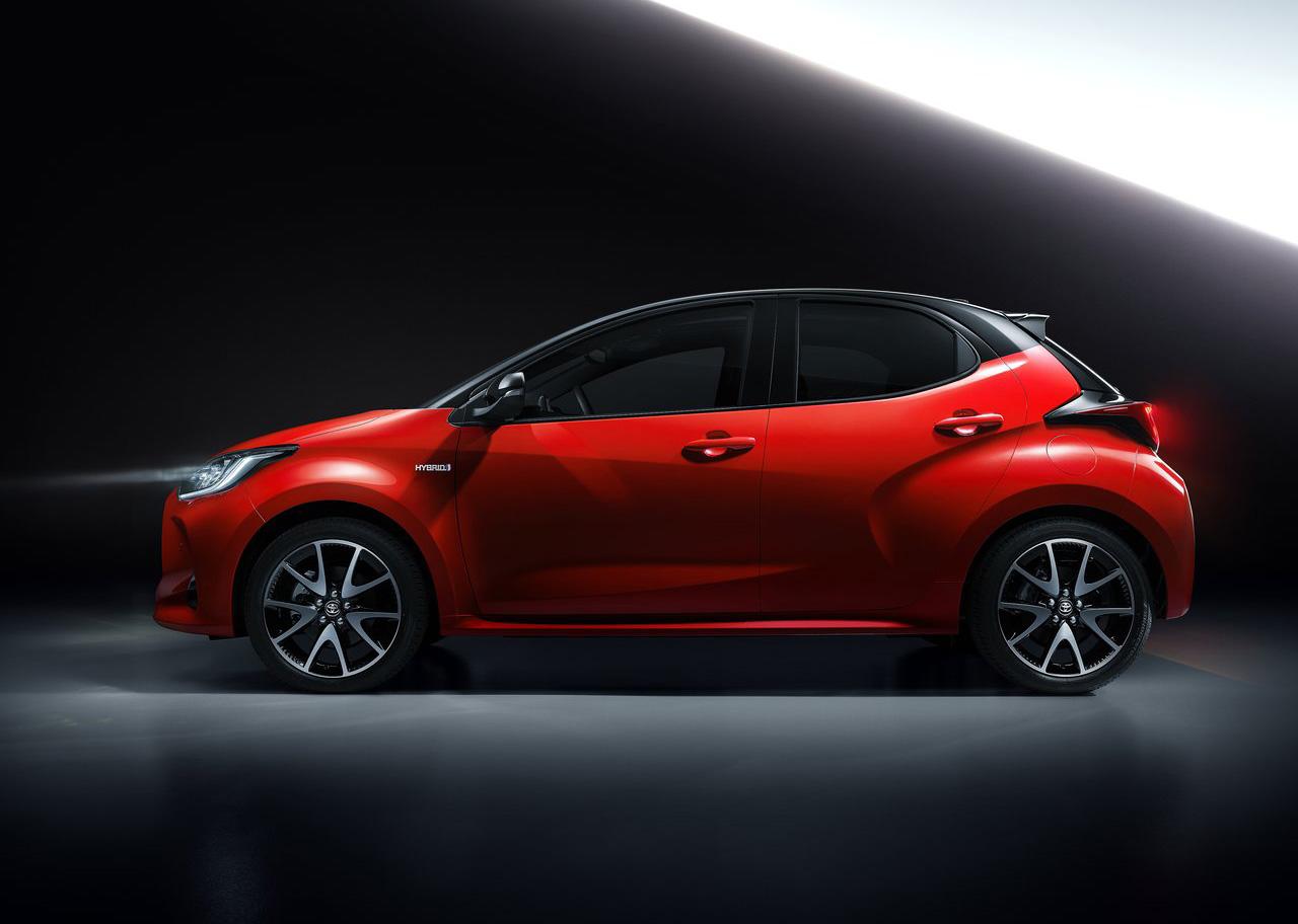El Toyota Yaris estrena generación para el modelo 2020