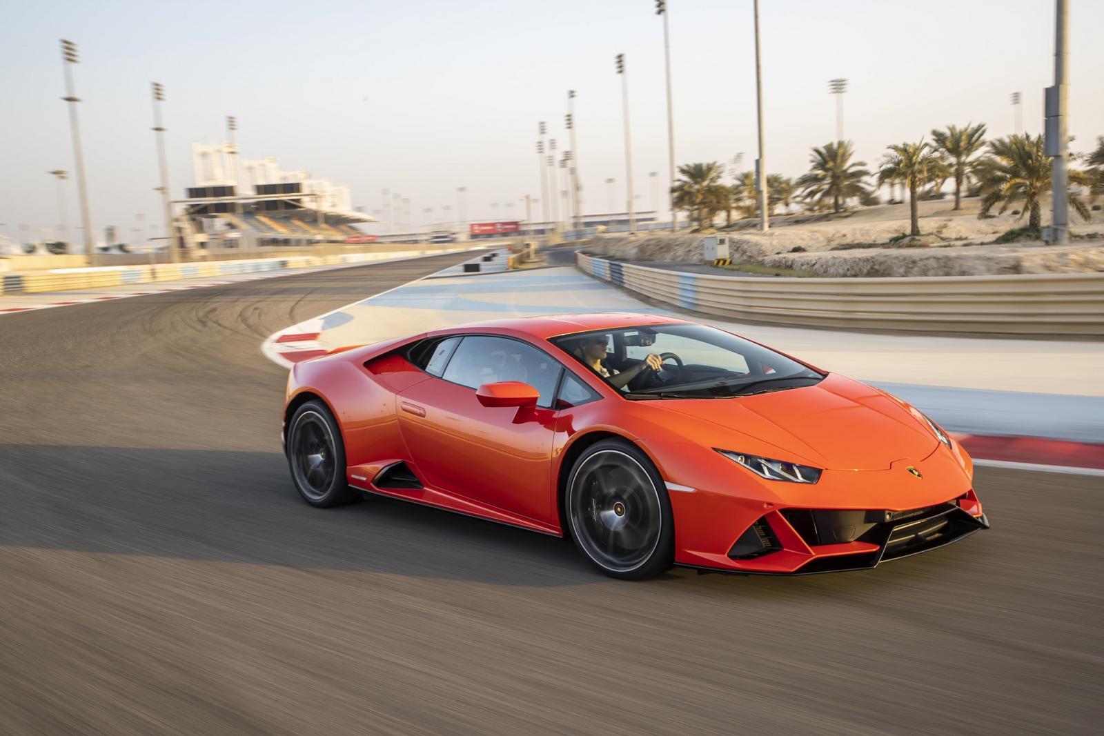 Lamborghini Huracán EVO