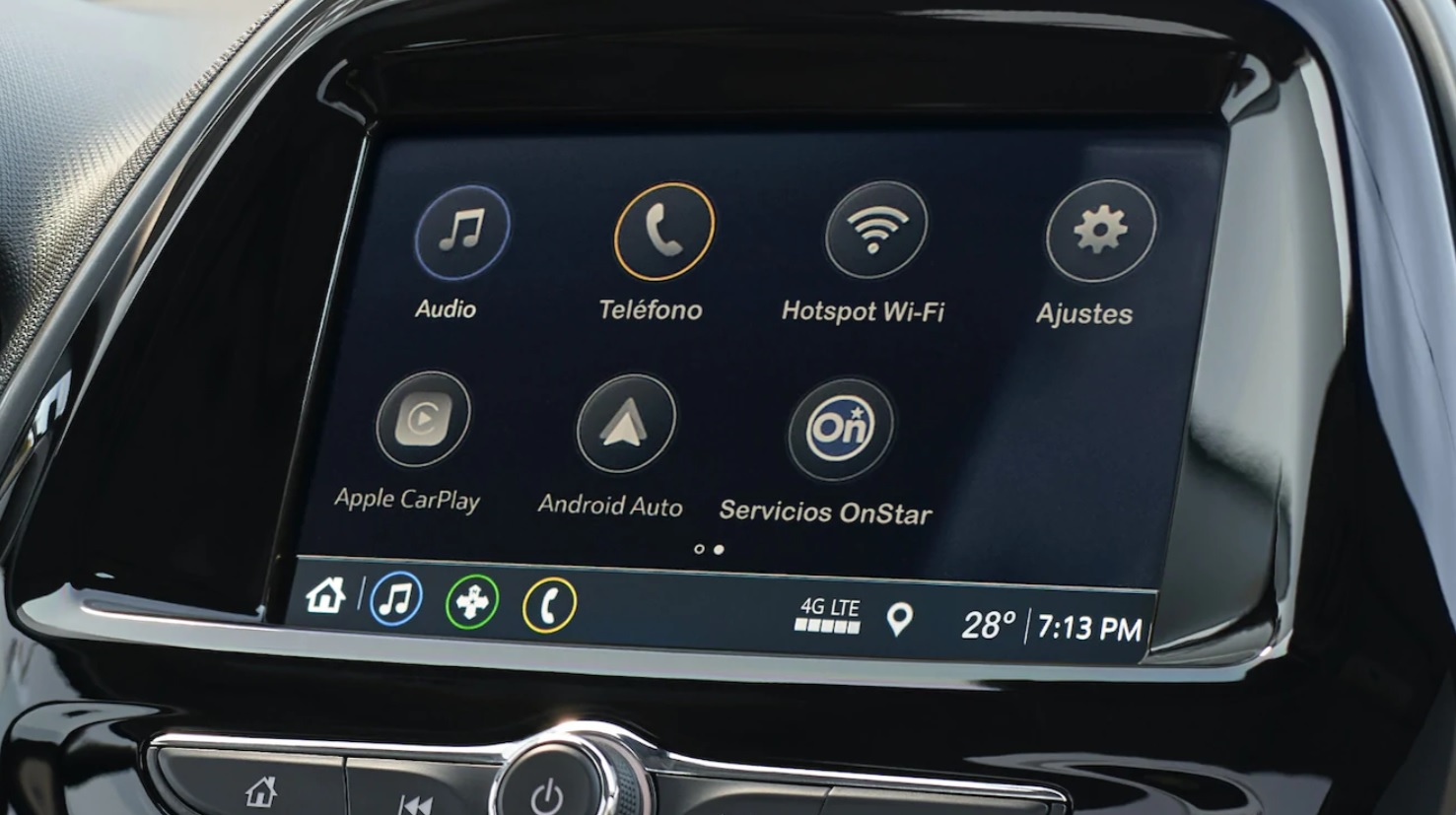 Chevrolet Spark Premier CVT 2020 resena opiniones