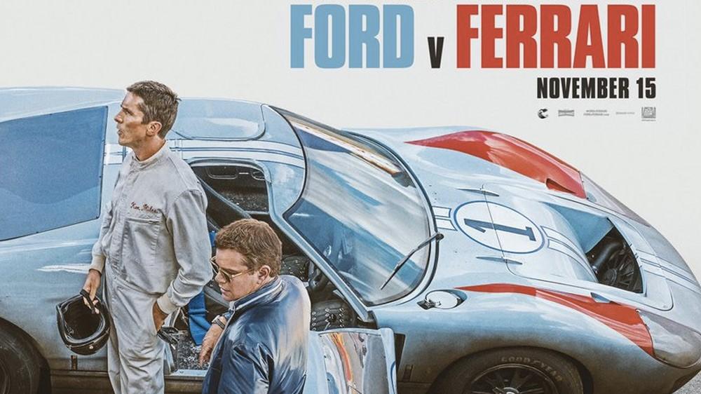 Ford v Ferrari cuenta con un elenco de primer nivel