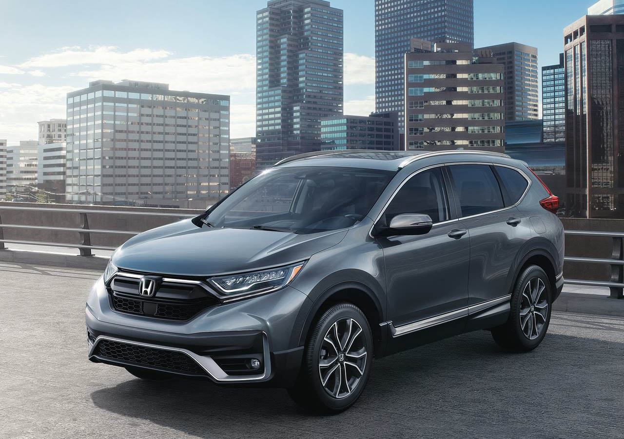 La Honda CR-V Touring 2020 resena opiniones tuvo algunas modificaciones