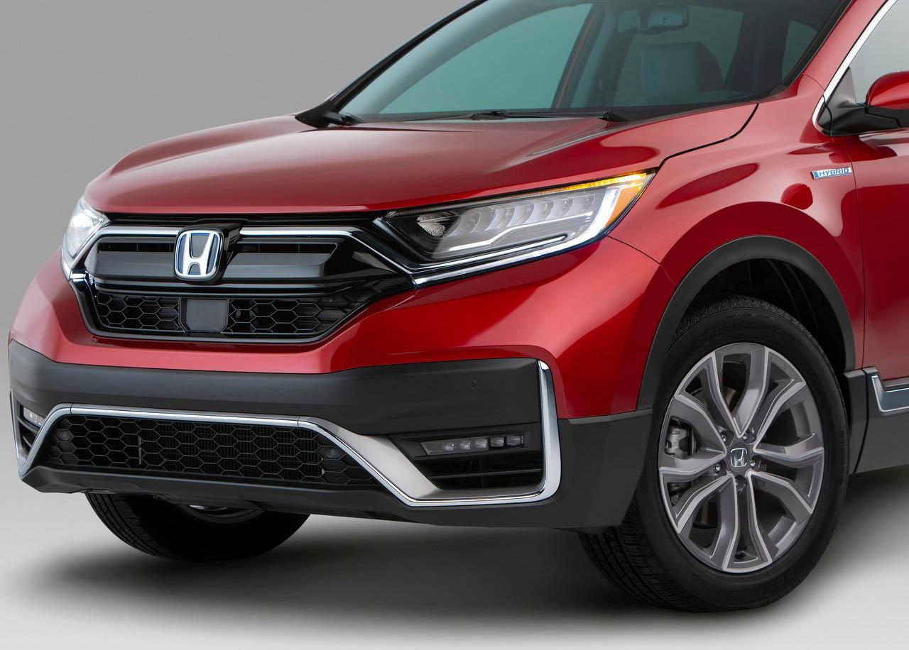 La Honda CR-V Touring 2020 resena opiniones está en su quinta generación