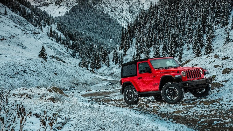 Es una edición especial de cada uno de los modelos de Jeep