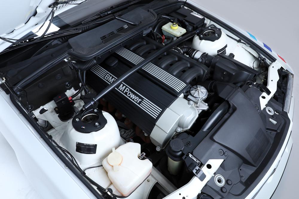 BMW M3 Lightweight 1995
