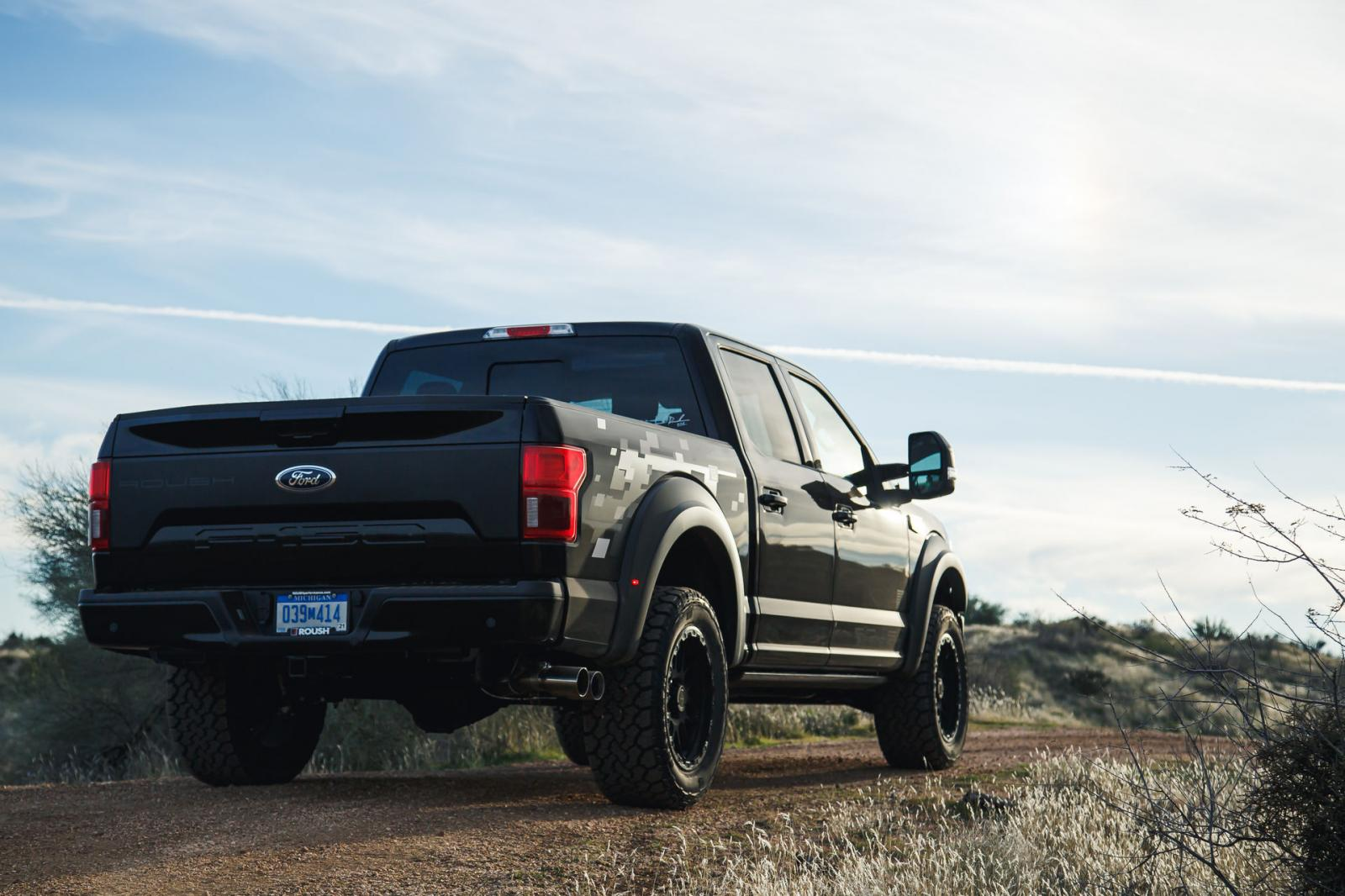 Roush Ford F-150 5.11 Tactical Edition
