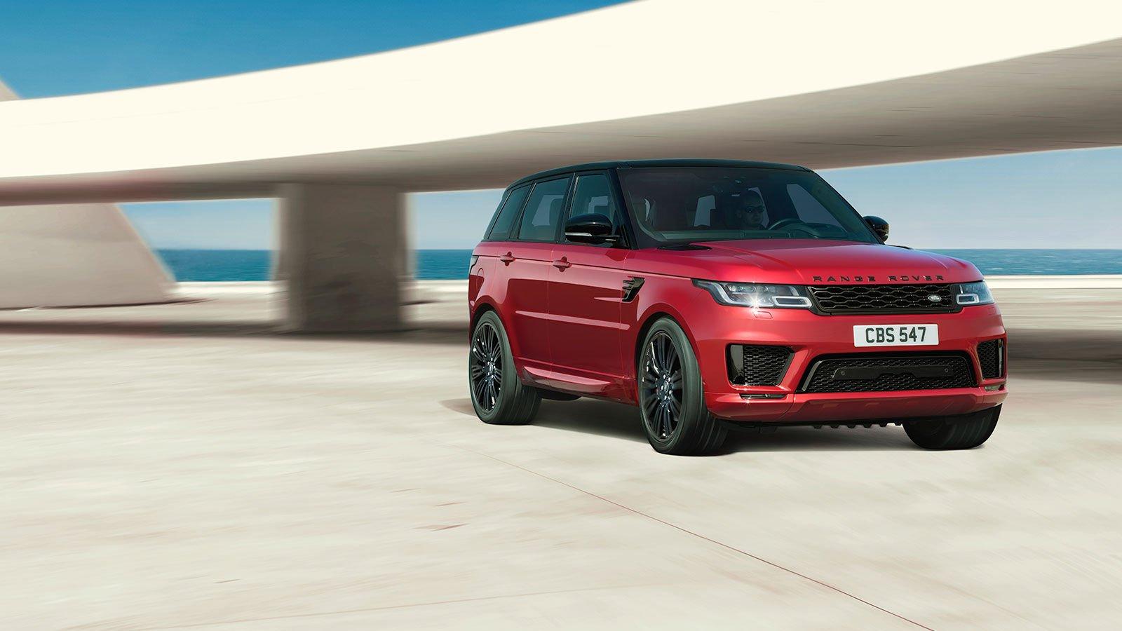 La Land Rover Range Rover Sport 2020 es una SUV mediana de lujo