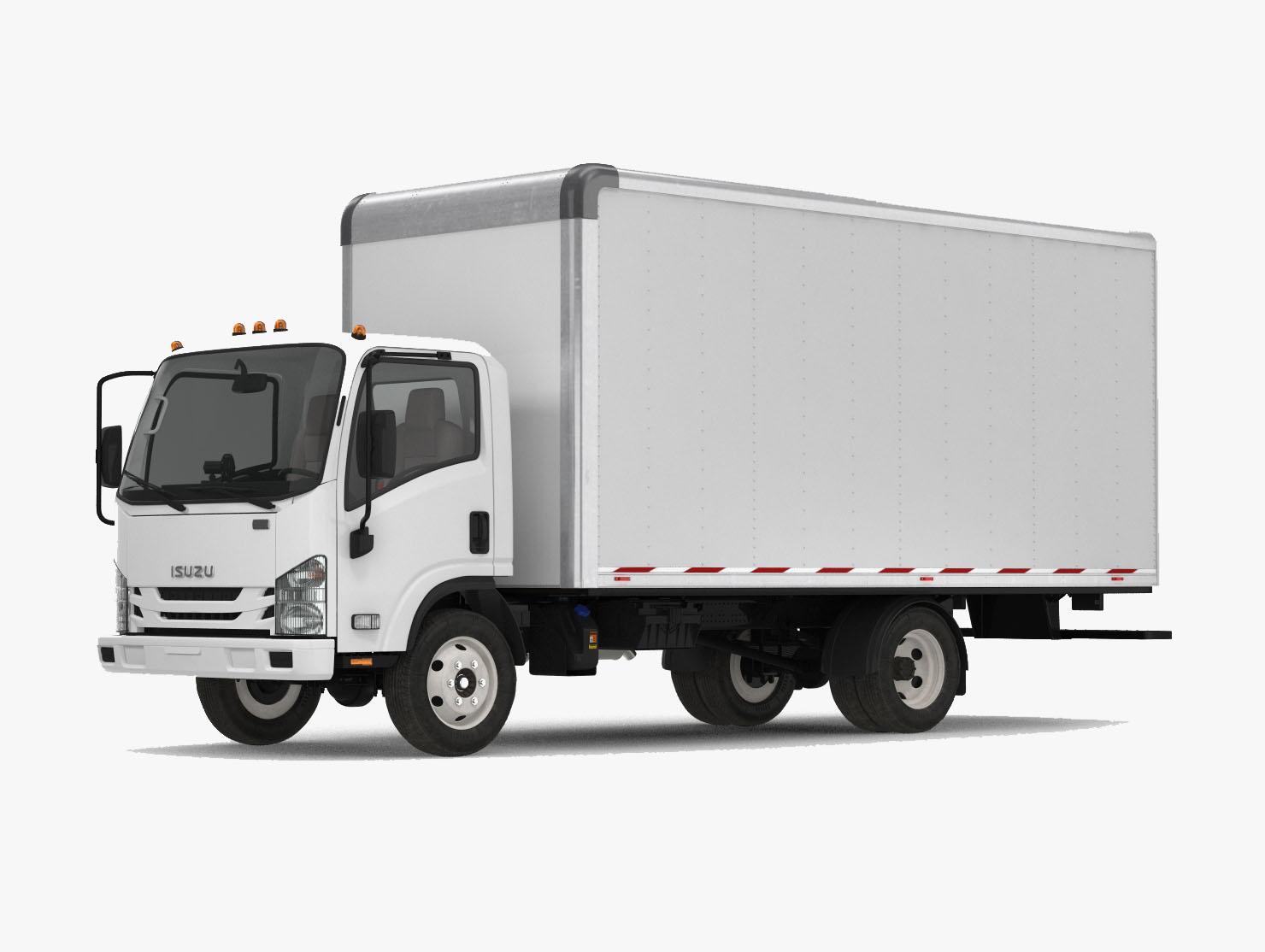 Isuzu es experto en camiones pesados