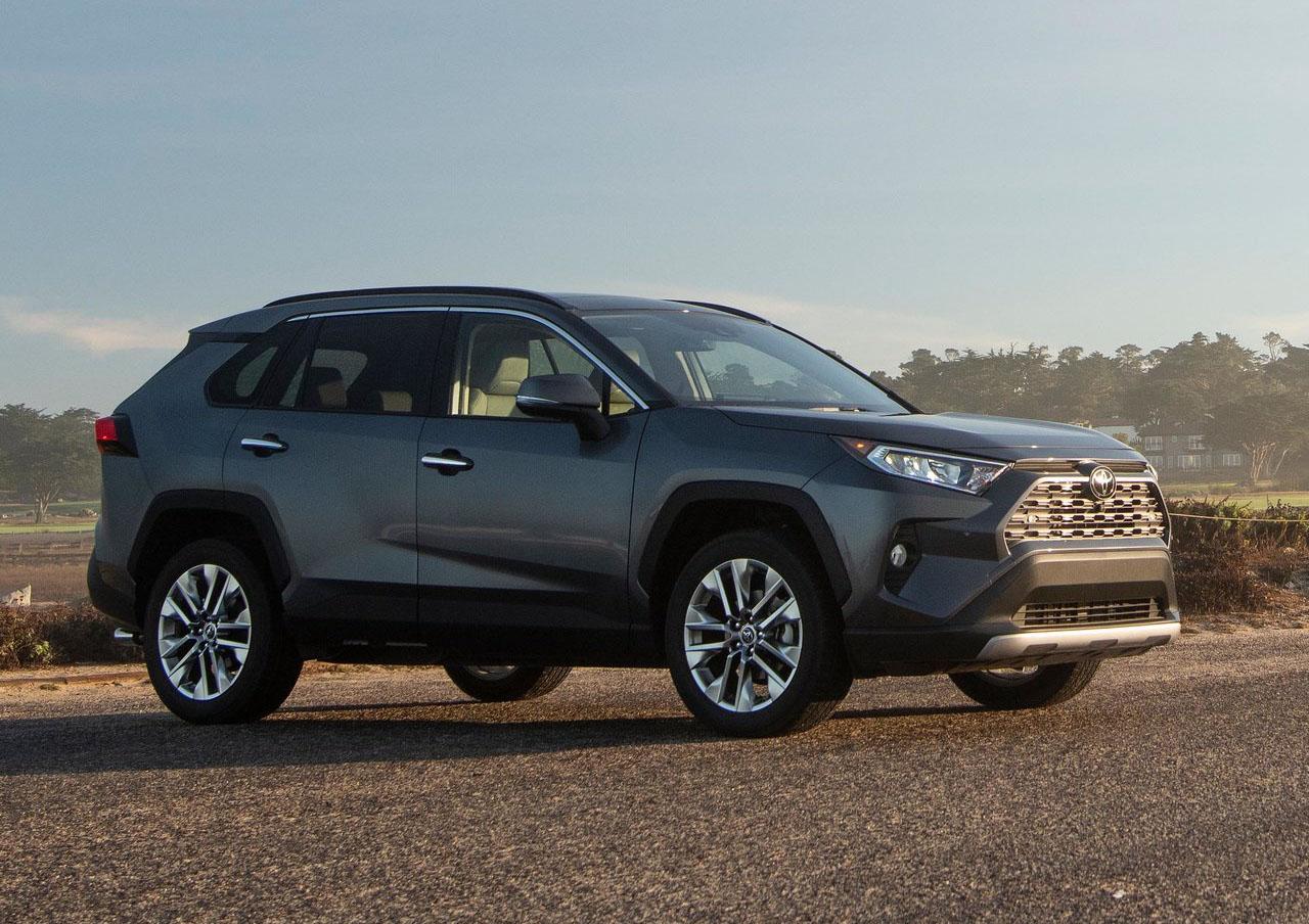 Camionetas como la Toyota RAV4 podrían tener las nuevas asistencias