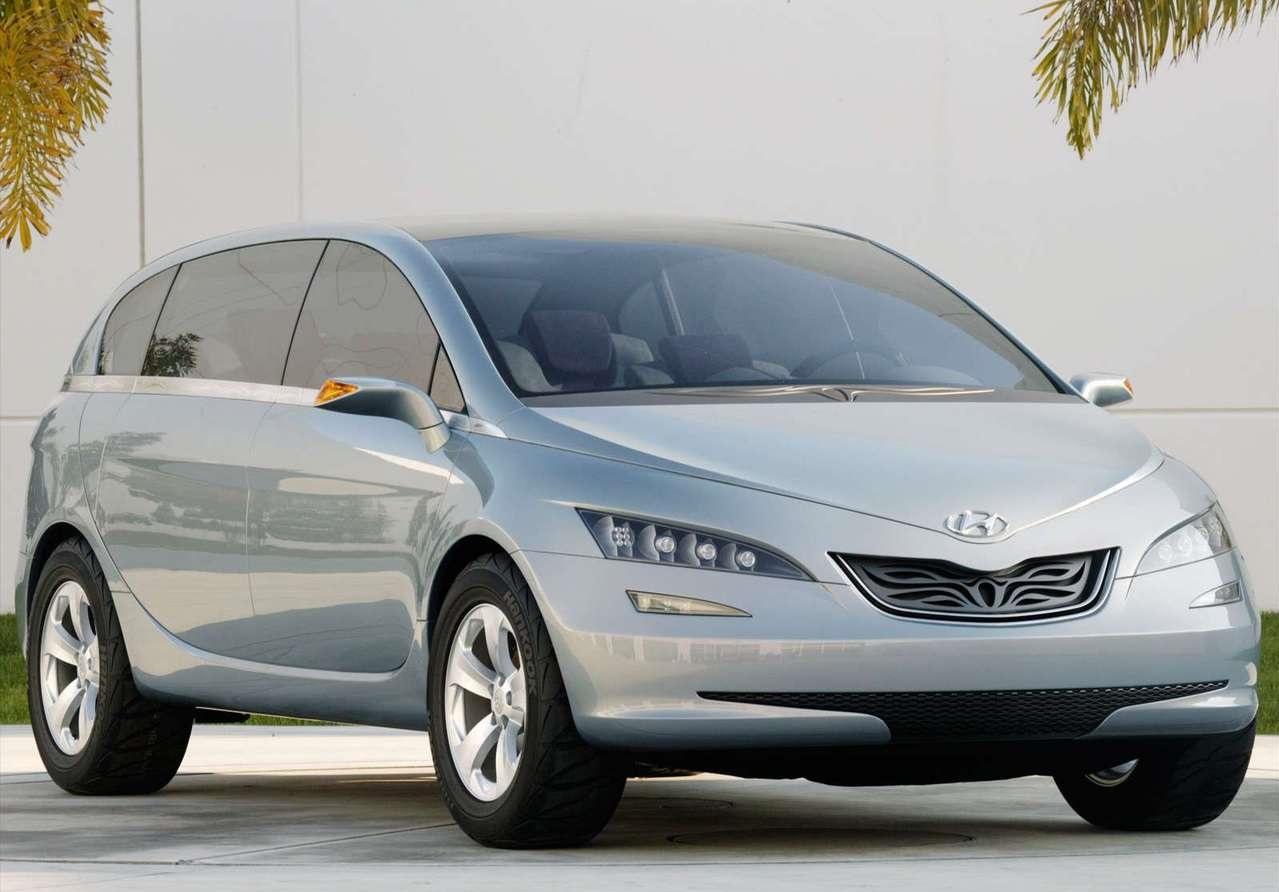 Hyundai van concepto
