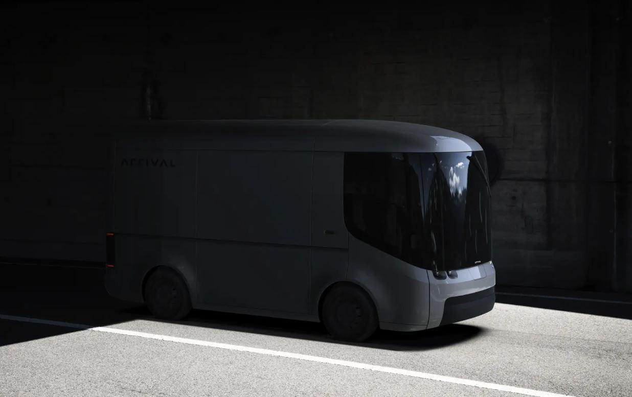 Arrival vehículo eléctrico