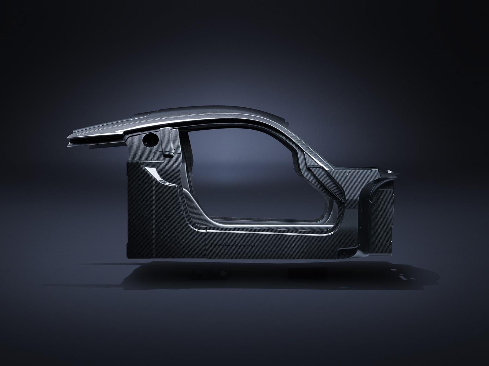 Hennessey Venom F5 chasis