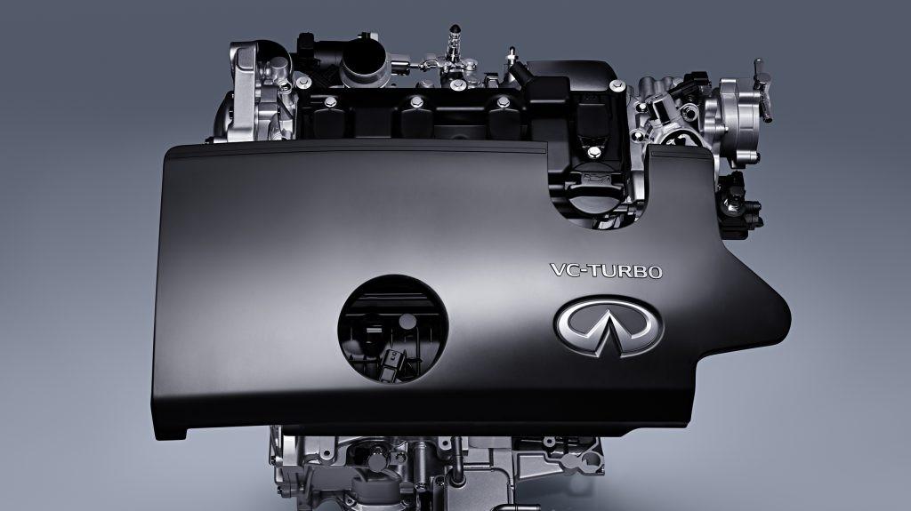 El motor VC-Turbo estará presente en su SUV deportiva