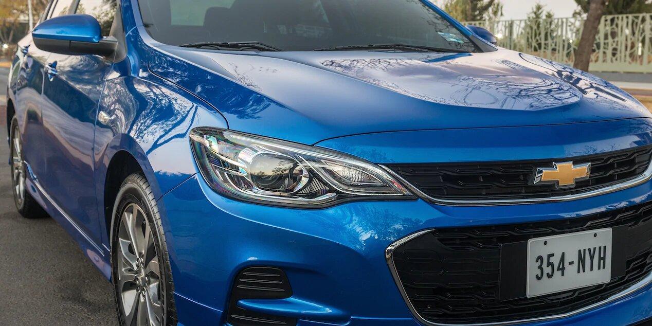 El Chevrolet Cavalier Premier AT 2020 resena opiniones  tiene rines nuevos